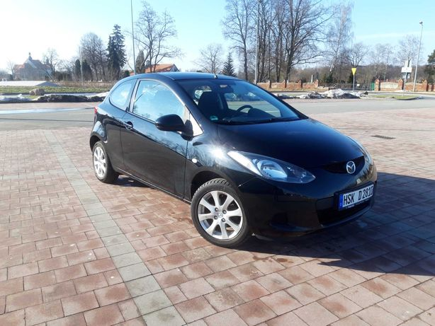 Mazda 2 1.3 benzyna / Doinwestowana