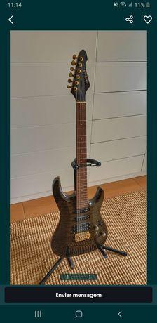 Vendo guitarra aria mac series
