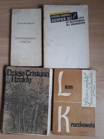 """Leon Kruczkowski, """"Szkice z piekła uczciwych. Inedita""""."""