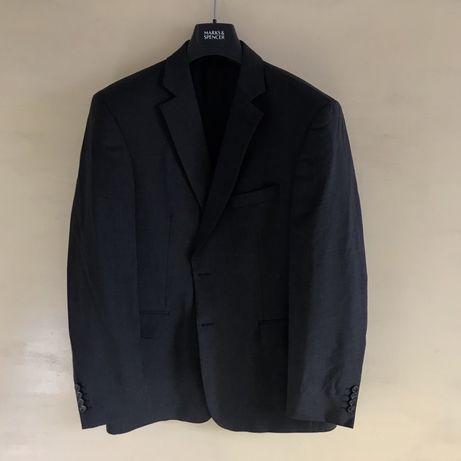 Пиджак (блейзер) Strellson серого цвета