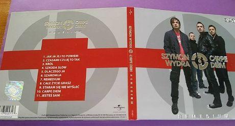 Szymon Wydra & Carpe Diem – Remedium , CD 2007