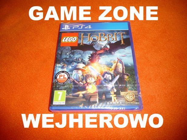 Lego Hobbit PS4 + Slim + Pro = PŁYTA PL Wejherowo
