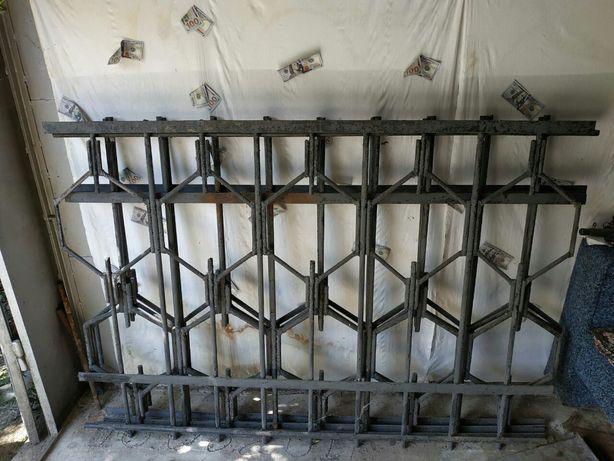 Продам металичну ограду,забор,решотка