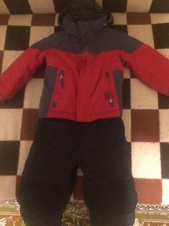 Курточка і комбінезон на 2 роки