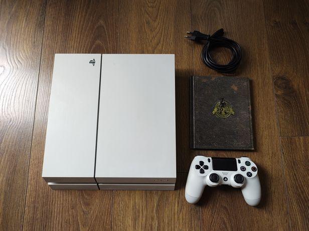 Ps4, Playstation4, okablowanie, pad, gra zestaw