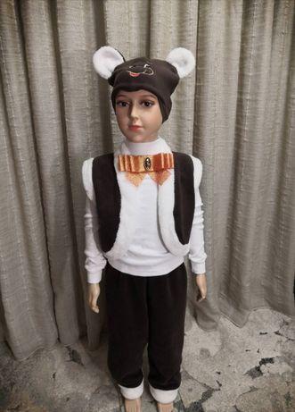 Мишка Медведь №3 Карнавальный костюм 4-6 лет