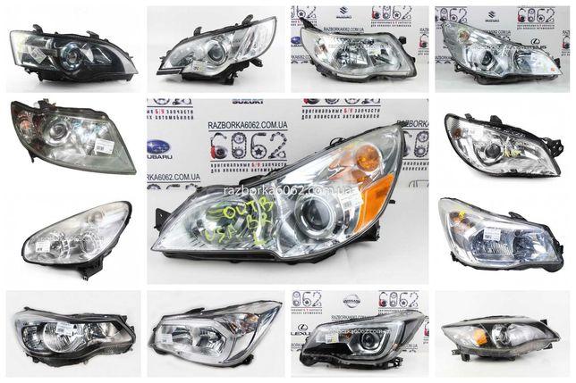 Фонарь Фара Зеркало Subaru Legacy Outback Tribeca Forester Impreza XV