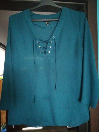Bluzeczka, kosxula z wiazaniem r 38