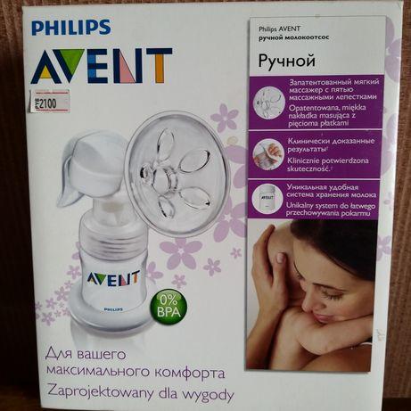 Ручной молокоотсос Philips Avent (Филипс Авент)