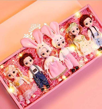 Кукла, большой набор,подарок для детей, куклы, барби, аниме.