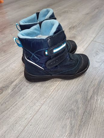 Термо сапожки, ботинки зимние Тигина, Tigina, Floare, Kapika