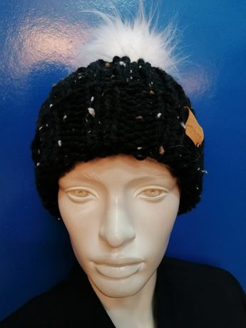 NOWA czapka damska. Buldog francuski #Lejdomel#