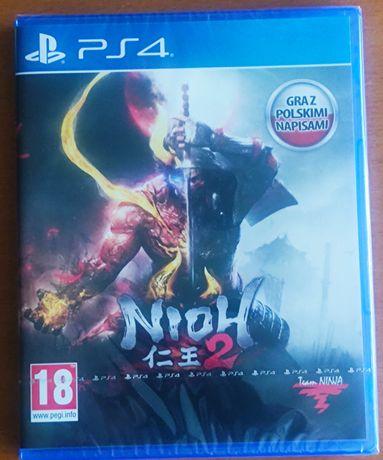 Nioh 2 PlayStation 4 PlayStation 5 PS4 PS5 Kraków, Myślenice