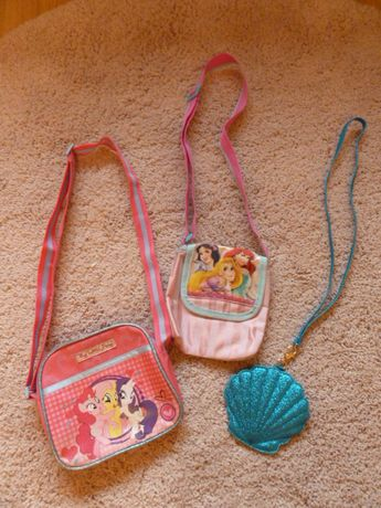 Torebki H&M Smyk Pony księżniczki Disney