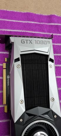 Placa Gráfica Nvidia Gtx 1080 TI Founders Edition limited edition
