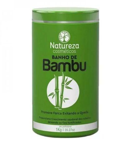 Ботокс-глянец для волос NATUREZA Banho de Bambu 1000 мл