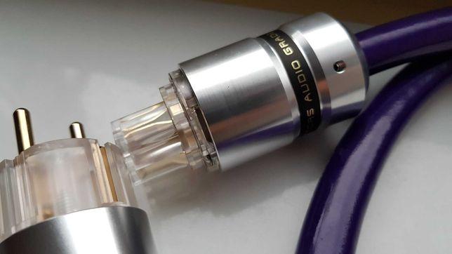 tara labs prism kabel zasilający przewód audio