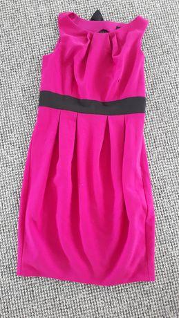 Sukienka różowa Kardashian