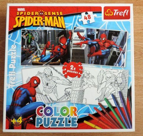 Puzzle Spiderman trefl