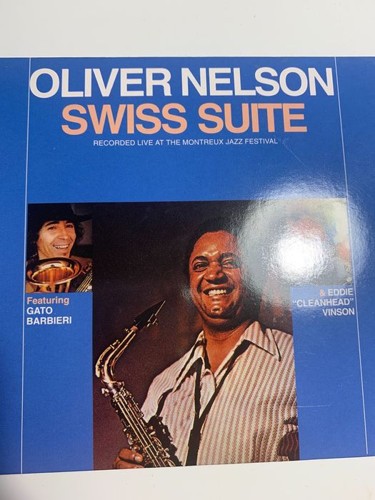 Oliver Nelson Swiss Suite CD Wrocław - image 1