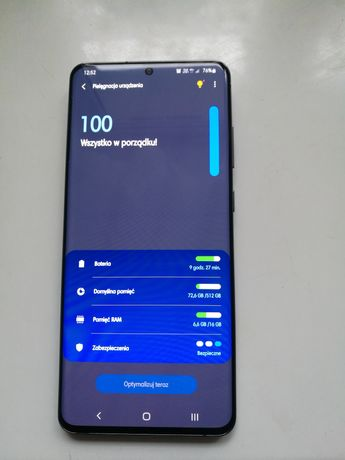 Samsung Galaxy S 20 Ultra 5G   16/512