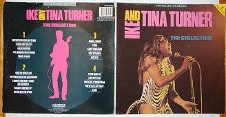 "Płyta winylowa Tina Turner""The colection"""