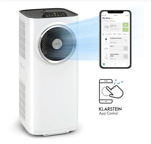 Мобільний кондиціонер Kraftwerk Smart 12K