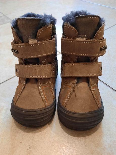 buty zimowe BARTEK j. nowe dla dziecka r. 22 wkładka 13 cm