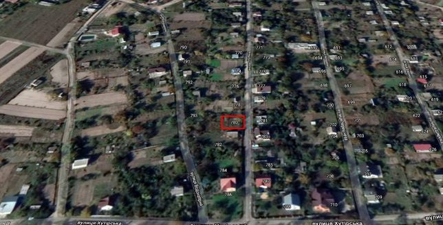Земельна ділянка у селі Струмівка. 6 соток