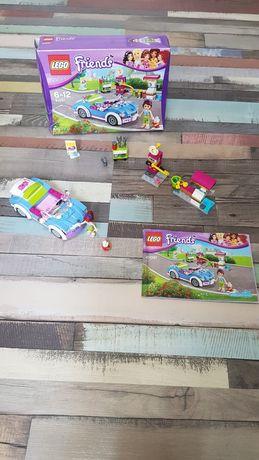 Lego Friends 41091 Kabriolet Mii