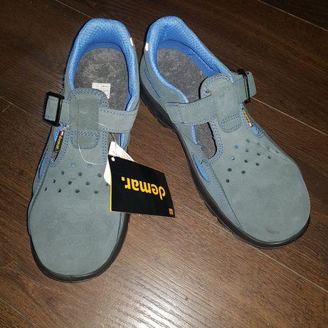 Sandały damskie demar roz 38