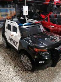Samochód Policja na akumulator dla dzieci Odbiór Wysyłka Sklep