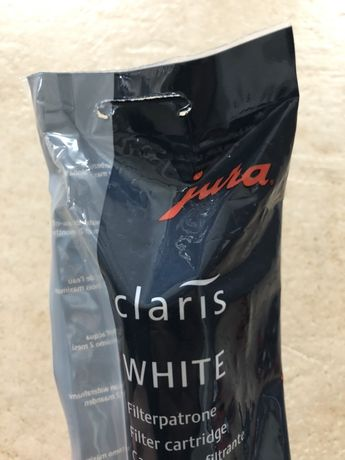 Filtr Jura Claris White do ekspresu