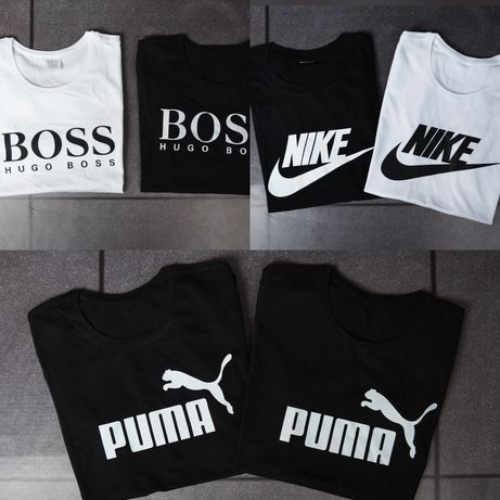 Koszulki Tommy Guess Gucci Boss polecam
