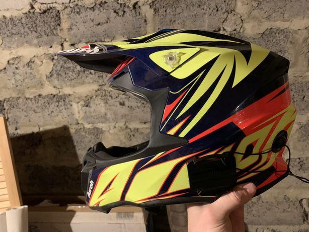 Эндуро/Кросс шлем airoh twist размер М