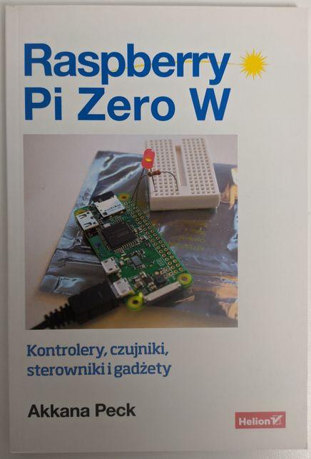 Książki Raspberry PI Zero W, JavaScript w praktyce, Język C 2019