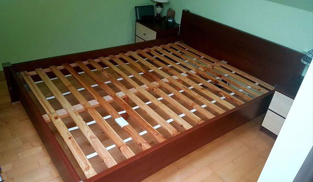Rama łóżka (łóżko) 140x200 ze stelarzem