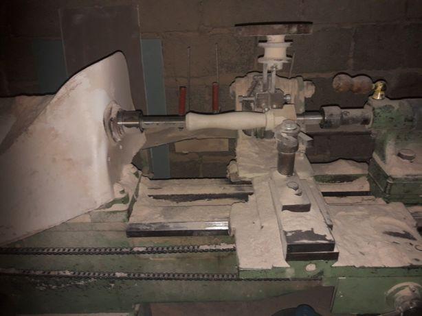 Tokarko kopiarka do drewna, półautomat