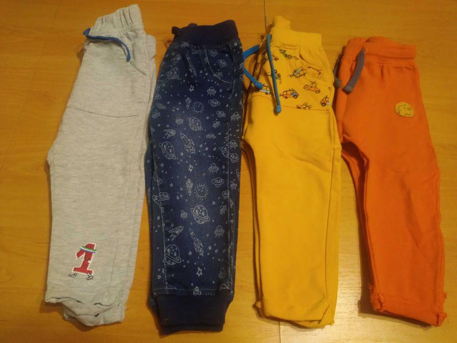 Spodnie dlugie 86 z  5.10.15, cool club, h&m i pepco Skórzewo - image 1