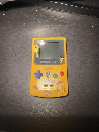 Consola de jogos Nintendo Game Boy Color - Edição especial Pokemon