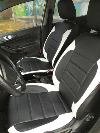 Чехлы на сиденья Шкода Октавия А5 (Skoda Octavia A5) модельные MAX-L