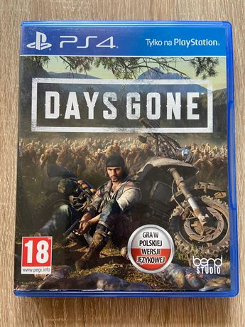 Gra PS4 Days gone PL