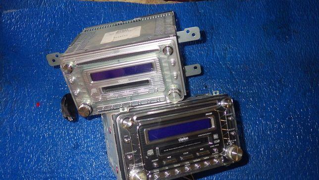 Radio Clarion DMZ265 DMB165 Japońskie