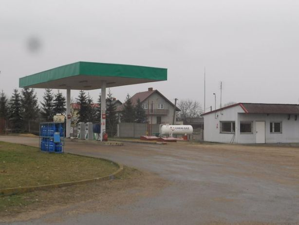 Sprzedam stację paliw