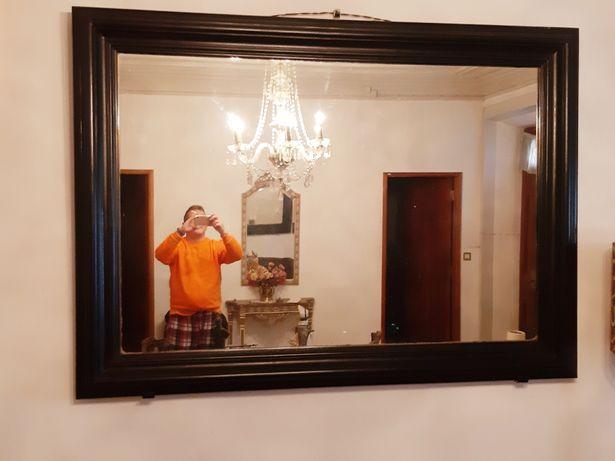 Espelho de sala vintage