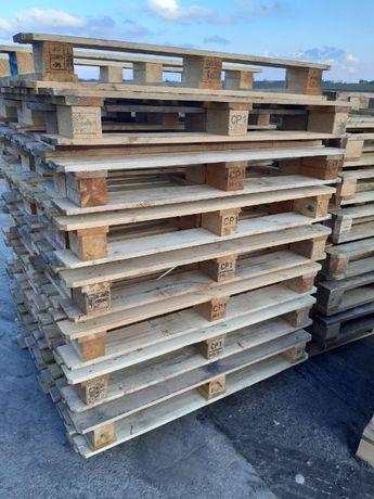 palety drewniane 80 x 120 i 100 x 120