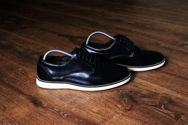Туфли дерби linea размер 42 натуральная кожа