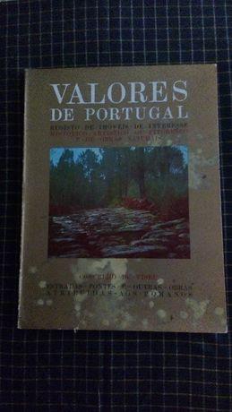 Valores de Portugal - Concelho de Viseu 1968