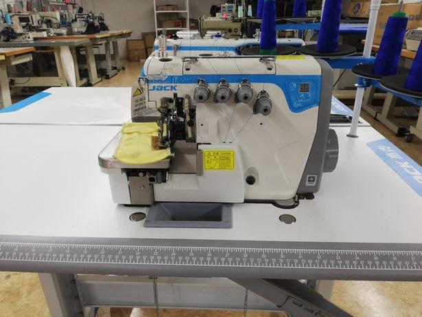 Maquina corte cose jack E4S ( NOVA)