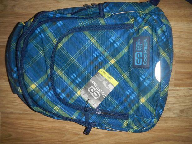 CoolPack Prime Plus plecak usztywniany wodoodporny